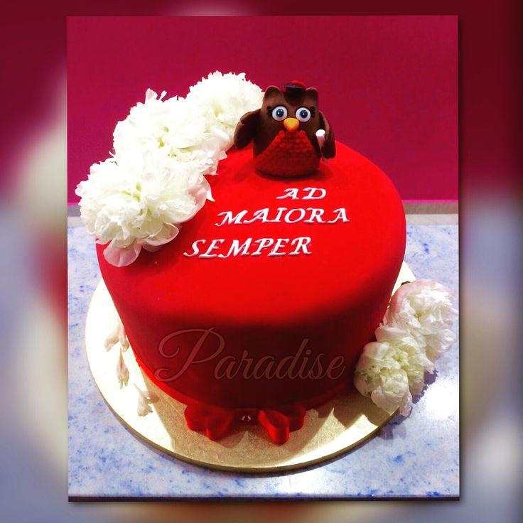 Laurea Cake