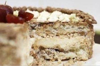 Рецепт этого торта искала очень долго: Настоящий Киевский торт по ГОСТу СССР - Jemchyjinka.ru