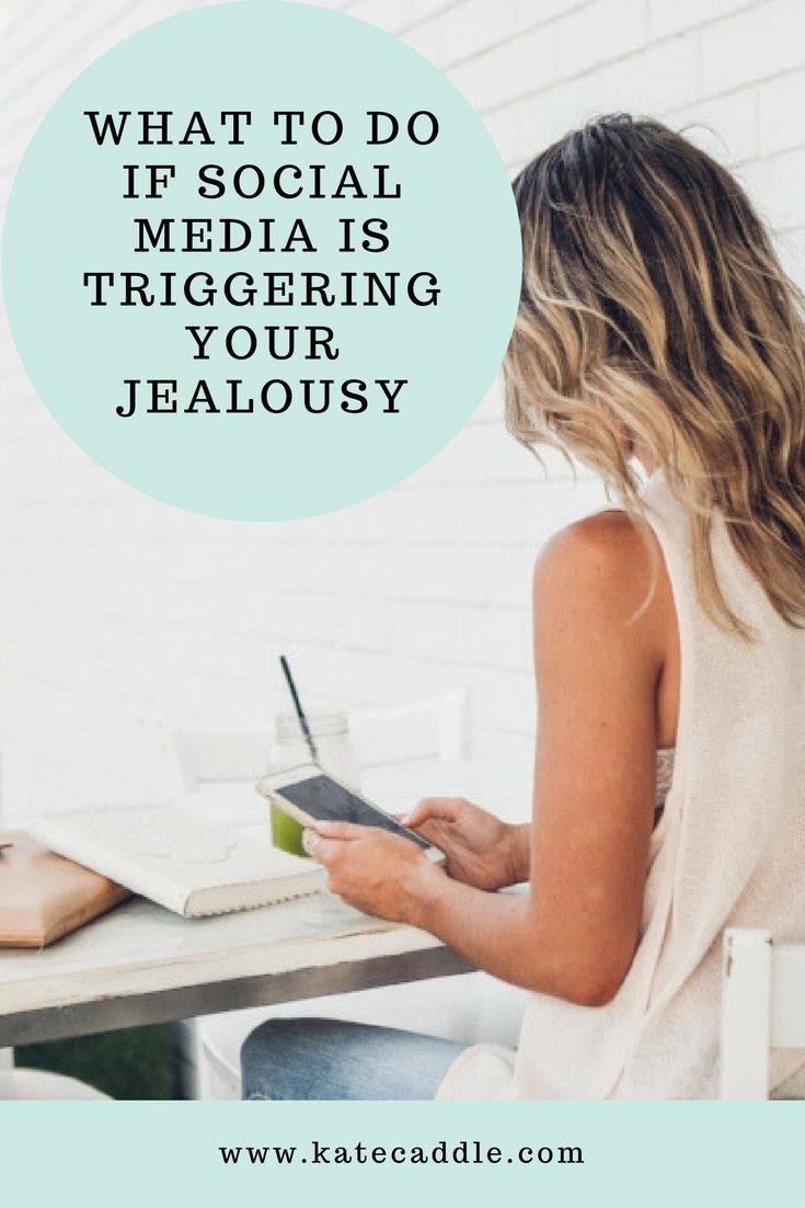 Is your use of social media making you feel jealous? Are you comparing yourself to others? Read this if so | social media jealousy | personal growth tips | personal development tips