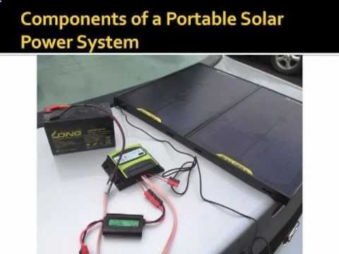 Portable Solar Power - a Primer for the Radio Amateur - slide show and audio from a presentation KF7IJZ gave at the August 2012 Alexandria Radio Club meeting. (1 hour)