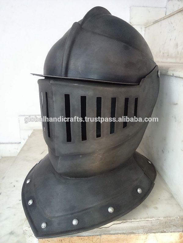european Antique knight Helmets,medieval armor helmet,vintage helmets,warrior helmets,ancient helmets,medieval helmets