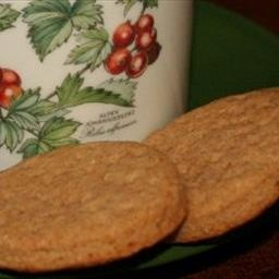 Close to McVitie's biscuits recipe.