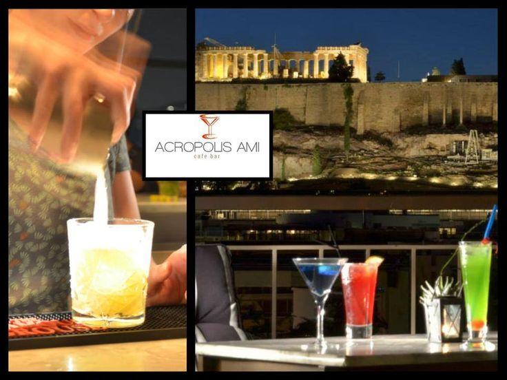 Acropolis Ami Bar, γιατί η ευτυχία αποτελείται από μικρές στιγμές απόλαυσης... http://www.myhappyhour.gr/acropolis-ami-bar