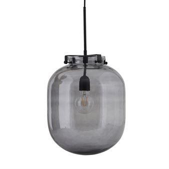 Ball taklampe - grå - House Doctor
