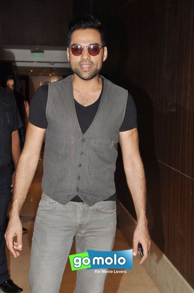 Abhay Deol at the Launch of Channel V's new show 'Gumrah Season 4' at Hotel Novotel in Mumbai
