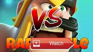 EPIC RAP BATTLE CLASH OF CLANS AND CLASH ROYALE CLASH BULB  Hi what's up every one it clash bulb Facebook Twitter Instagram