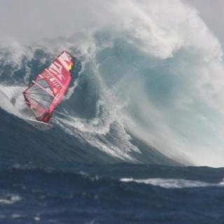 Wind plus surf