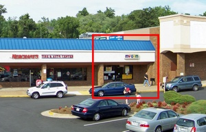 Neighborhood Center Retail Space For Lease - Giant Food & Pharmacy Anchored, Inline Retail Space For Lease - Burke Village Center Shopping Center - 9566 Burke Rd, Burke, VA 22015, Springfield / Burke Submarket, Fairfax County, Northern Virginia