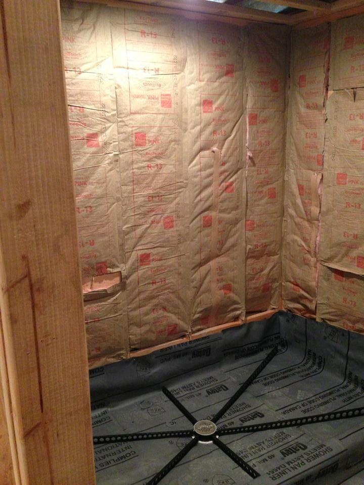 Basement Renovation - Concrete to Complete