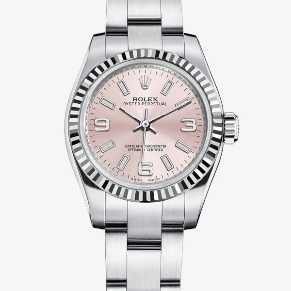 Serez-vous conquises par la Lady Oyster Perpetual de Rolex ? // www.leasyluxe.com #women #design #leasyluxe