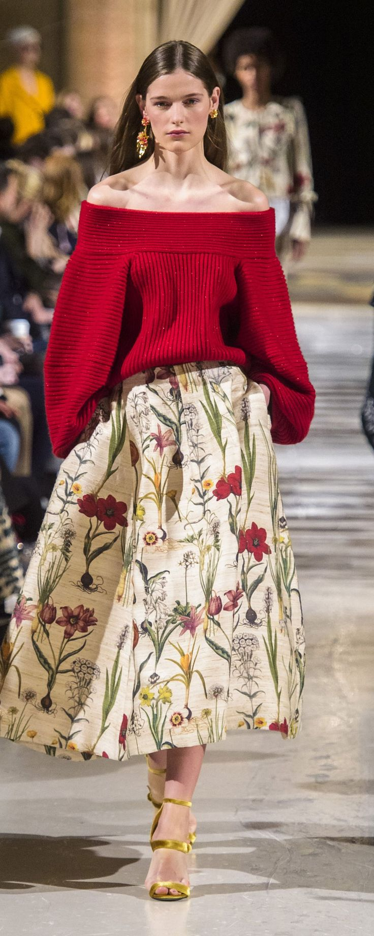 Oscar De La Renta Fall-Winter 2018-2019 – Clothing