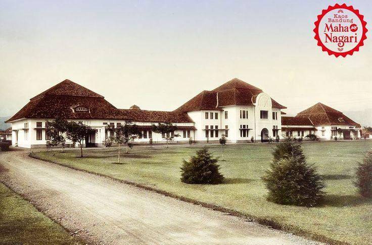 BANDUNG HERITAGE. Institute Pasteur Bandung.