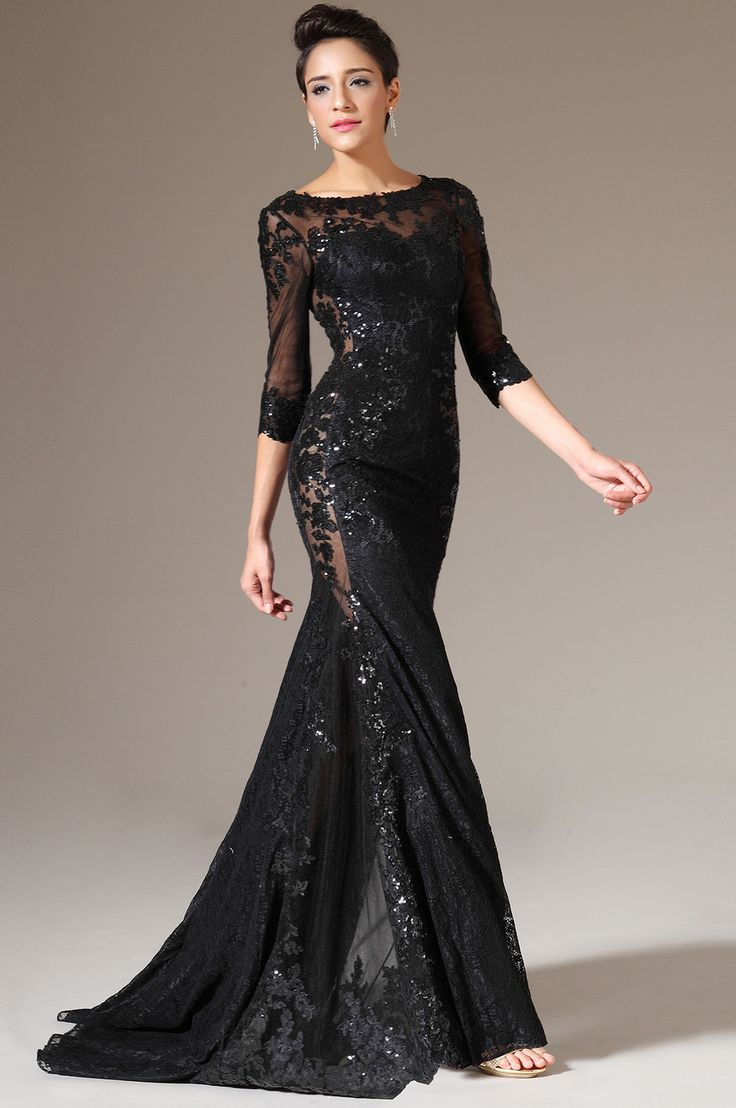 12 best images about Lace evening gowns on Pinterest