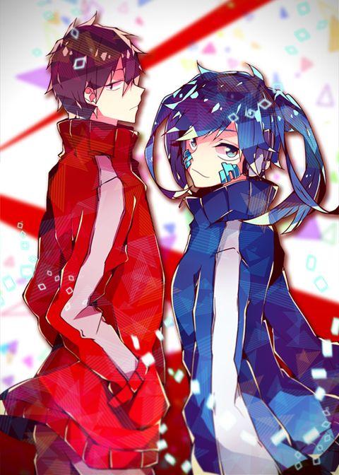 Shintaro y Ene
