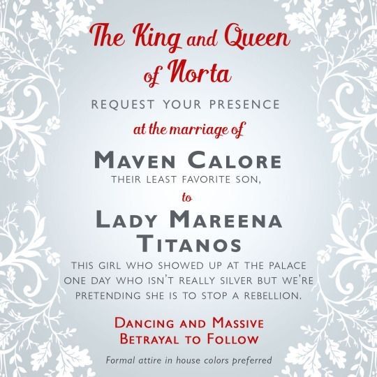 Omfg I love this just perfect still on the Marven ship even if it is titanic | The Red Queen