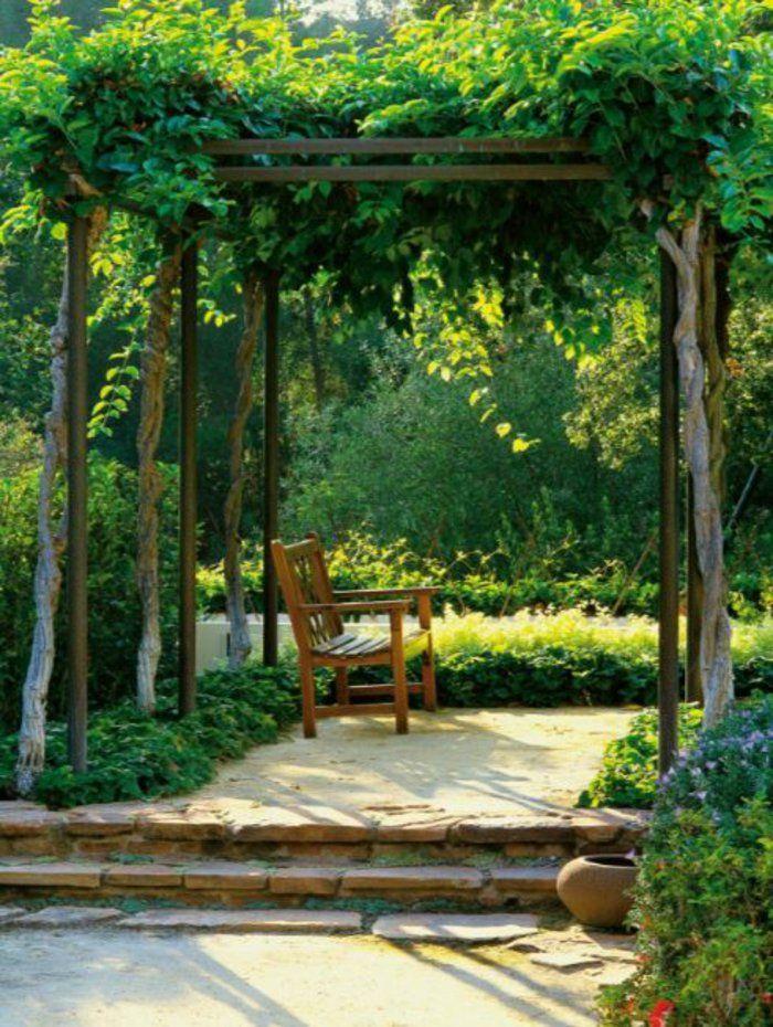 Die 25+ Besten Ideen Zu Pergola Vorhänge Auf Pinterest | Outdoor ... Pergola Mit Vorhangen Ideen Garten Deko