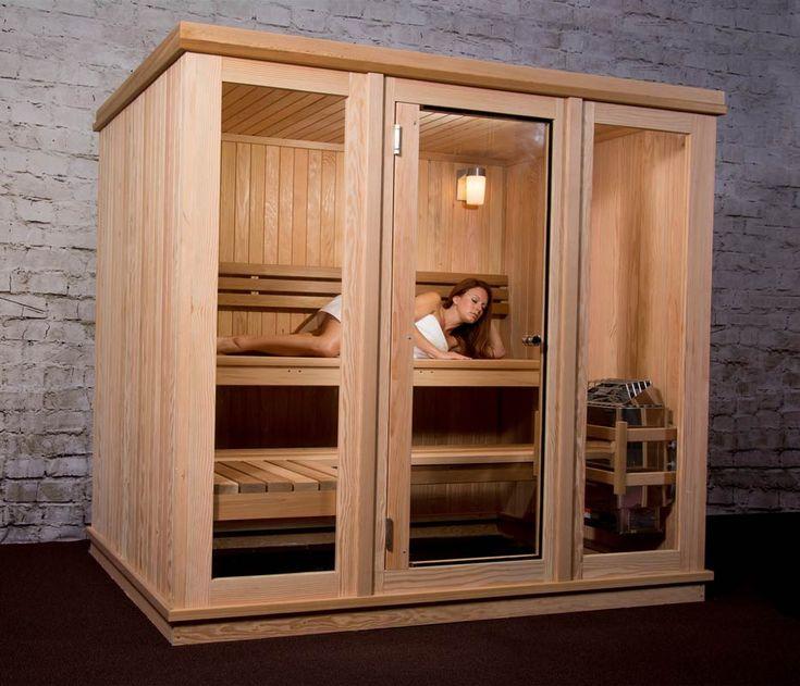 Bridgeport Model Sauna From Almost Heaven Delivered