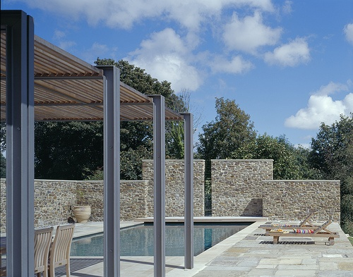 Pool, Stoke Gabriel - McLEAN QUINLAN ARCHITECTS - Photographer Peter Cook
