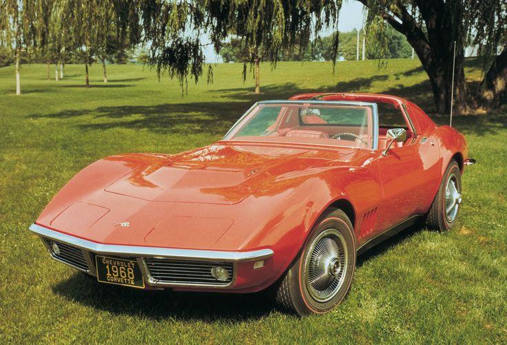 1968 Chevrolet Corvette T-top Convertible