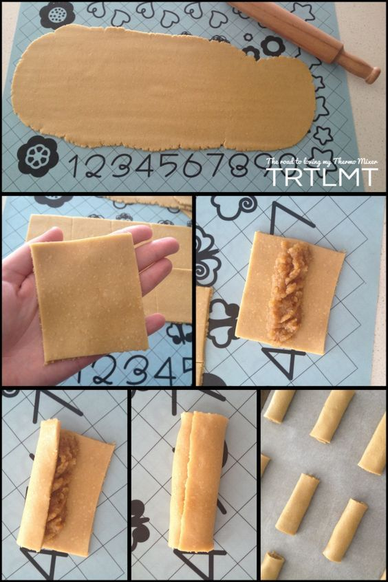 Fruit-filled cereal bars thermomix and non-thermomix recipe