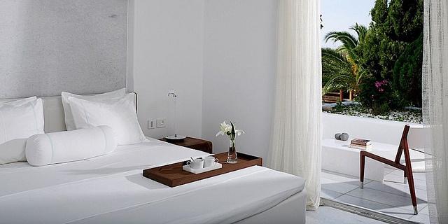 Standard Pool / Sea View Room at Belvedere Hotel, Mykonos