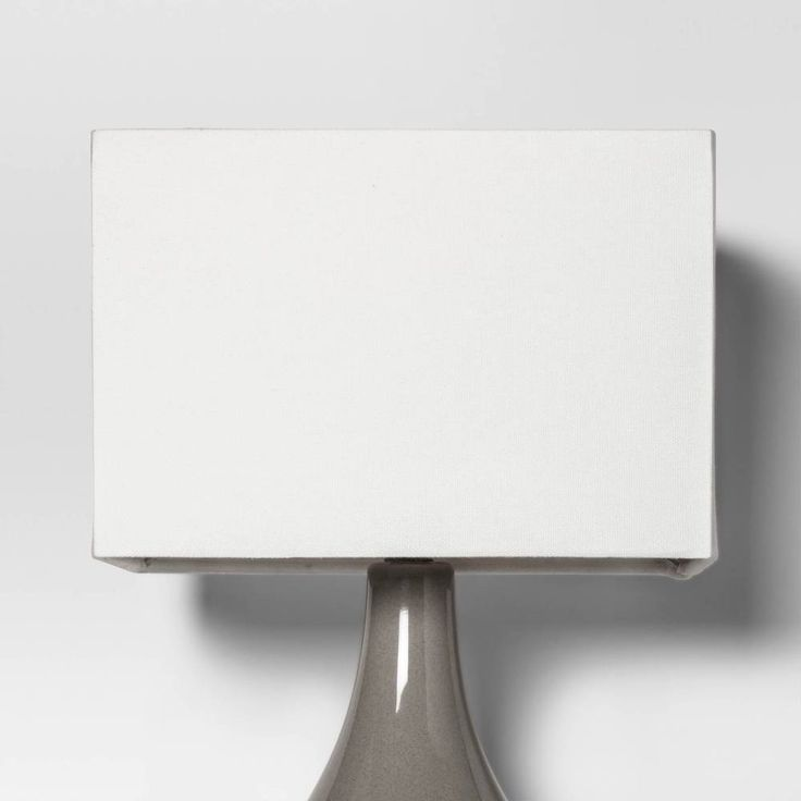 Large Rectangle Lamp Shade - White - Project 62™ #Project62153