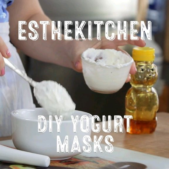 3 Yogurt Facial Masks