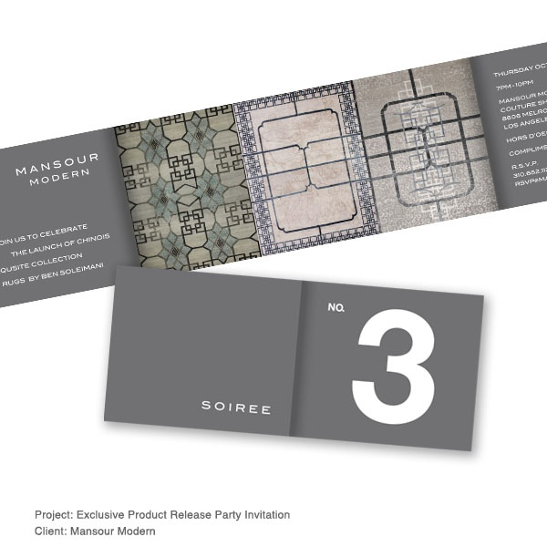 Event invitations by David Lawlor , via Behance Design Patterns - Formal Invitation Letters