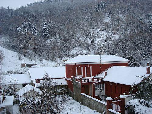 Florina, Macedonia Greece - country villa