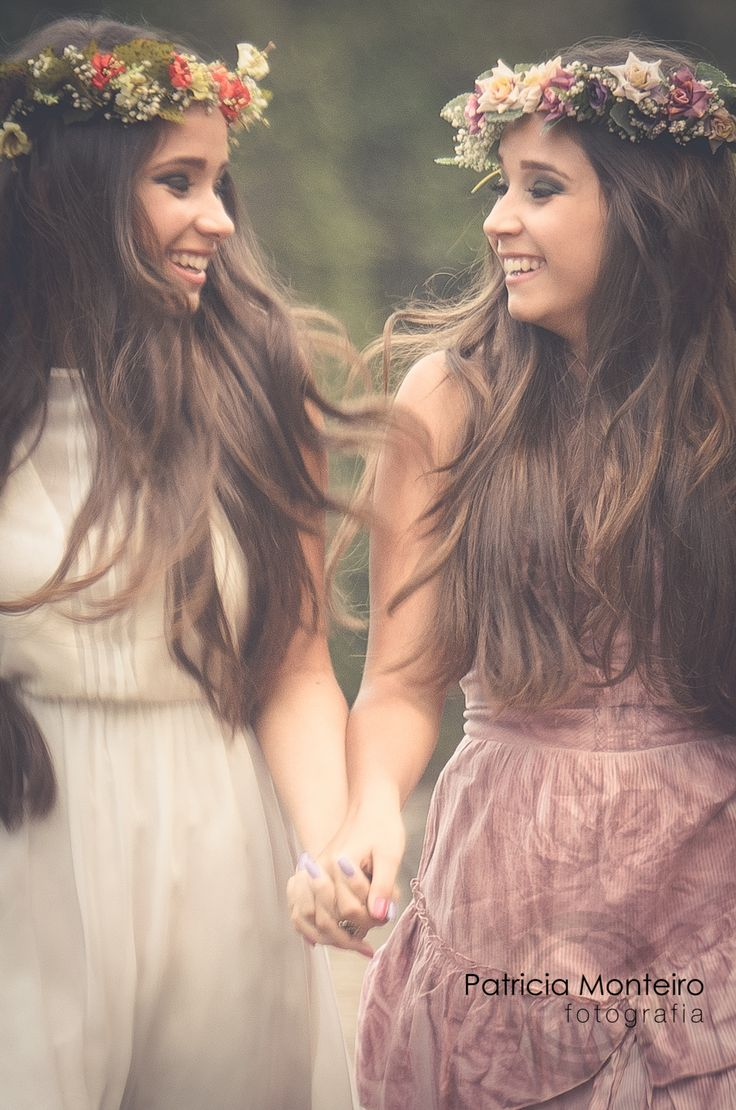Gêmeas Ana Júlia e Juliana