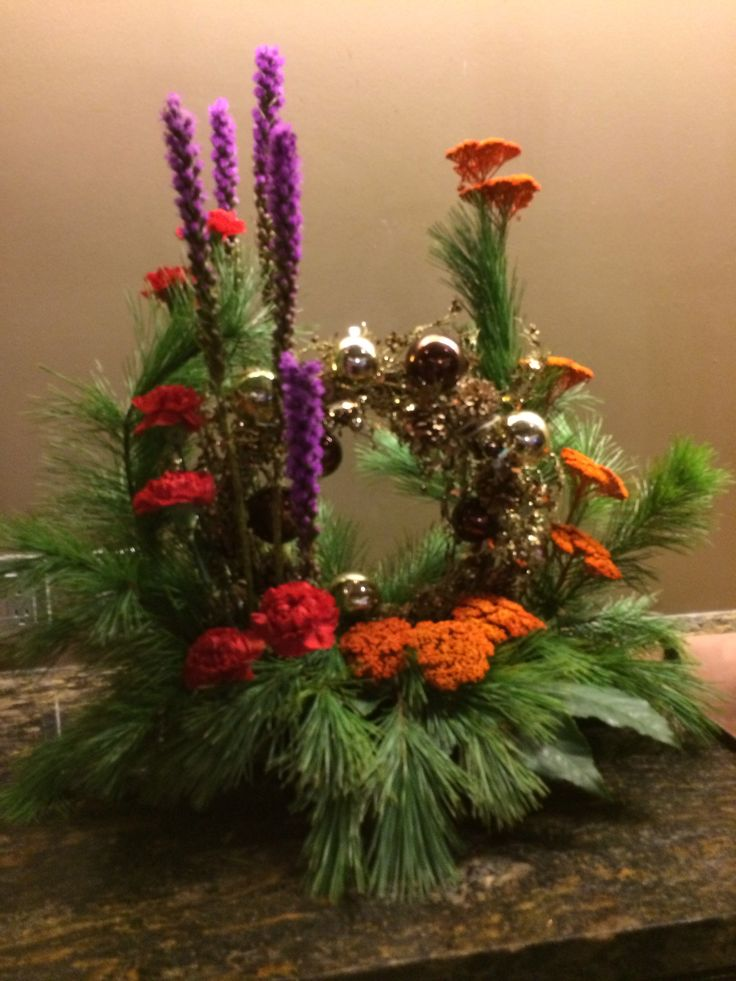 Gorgeous Fl Arrangement At Hotel Check In
