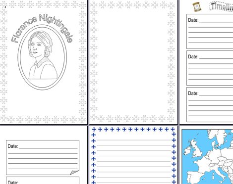 Florence Nightingale Booklet