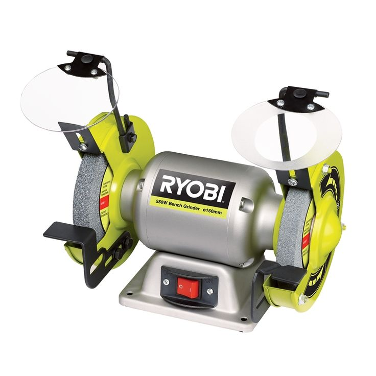 Find Ryobi Bench Grinder 250W 150mm at Bunnings Warehouse. Visit your local store for the widest range of tools products.