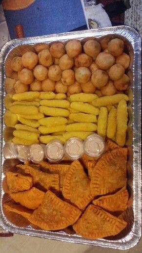 Deliciosa bandeja de entremeses hair pinterest puerto ricans puerto rican foods and food - Entremeses y aperitivos ...