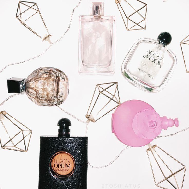 Best Fragrances! Top 5 Perfumes