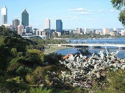 Perth in Western Australia