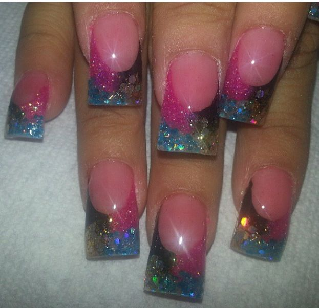 1000+ images about Jazzy nails on Pinterest