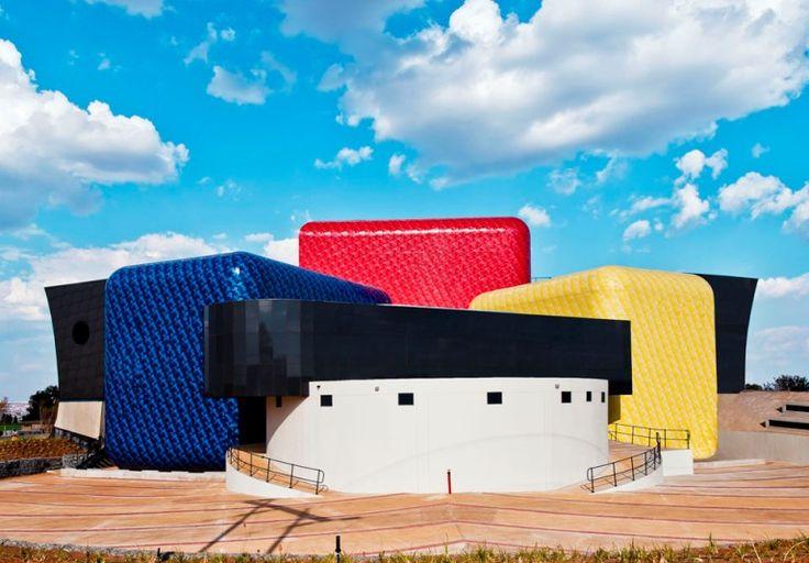 O Teatro Soweto | África do Sul