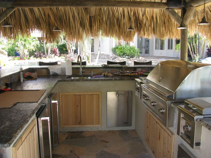 Tropical Outdoor Kitchen Pictures And Much More Below Tags