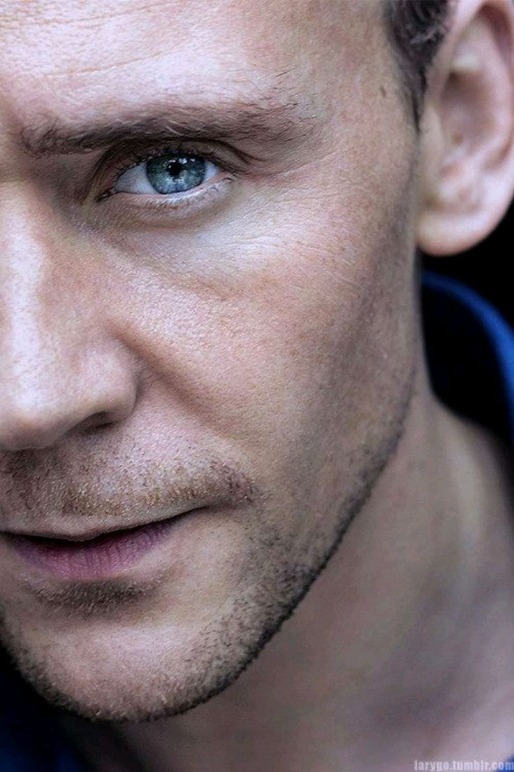 Oh hello Tom .... swoon