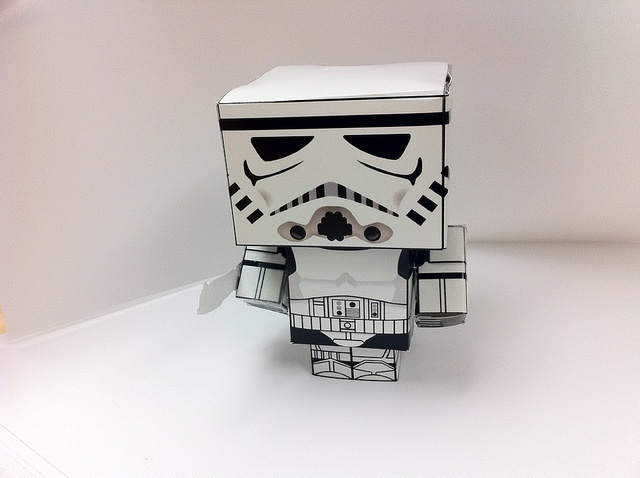 We'll be making star Wars cubee characters