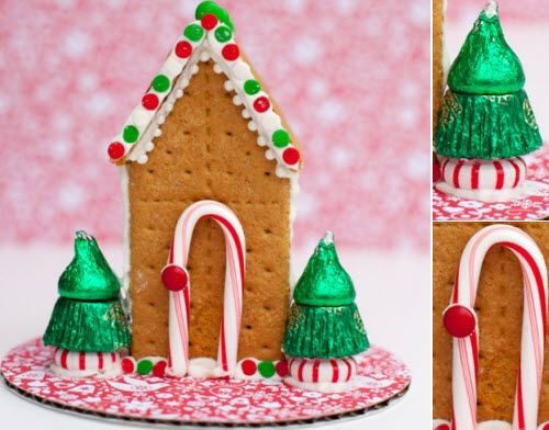 120 Best Gingerbread House Ideas Images On Pinterest Christmas