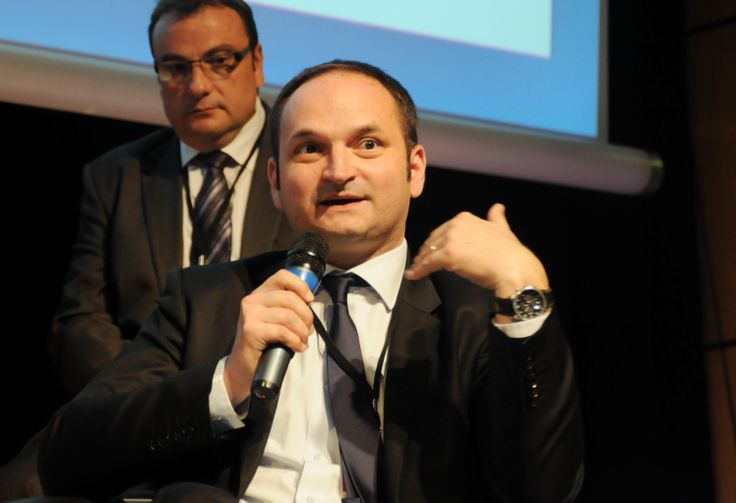 Régis Juanico, Député de la Loire, Vice-Président du comité d'évaluation et de contrôle des politiques publiques. copyright photographique : ANLCI
