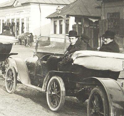 Bucuresti - Soseaua Stefan cel Mare - inaugurare - 1913