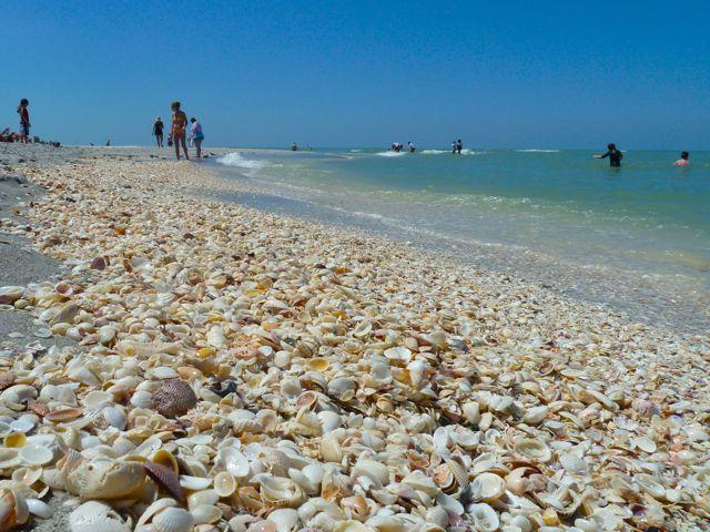 Turner Beach Sanibel Island