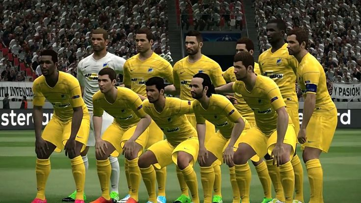 Apoel vs Real Madrid | UEFA Champions League | Difficulty : Super Star |...