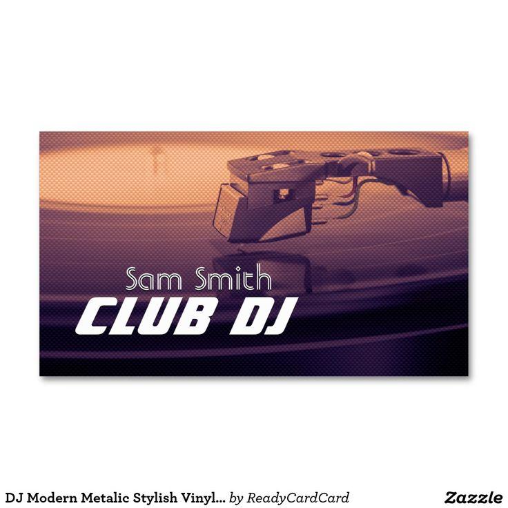 22 best DJ Business Cards images on Pinterest | Dj business cards ...