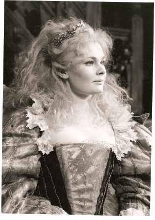 Dame Judi Dench as Titania.