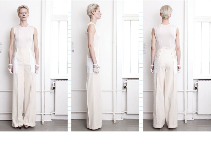AW12 // WHITE // LOOK 08