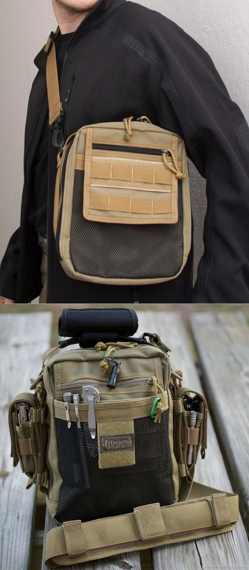 Maxpedition Neatfreak EDC Everyday Carry Gear Organizer Bag Water Resistance Molle Webbing